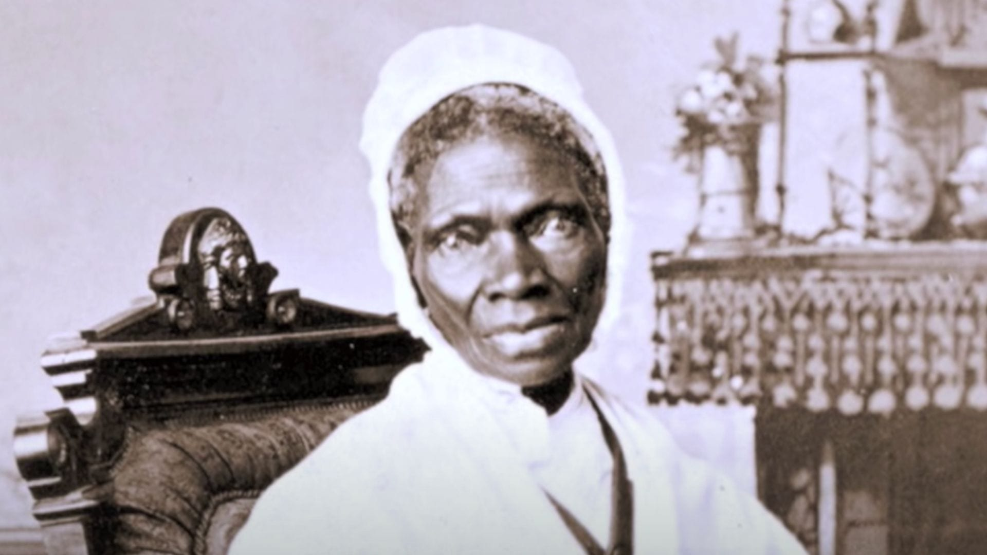 Sojourner Truth Ain't I a Woman Speech