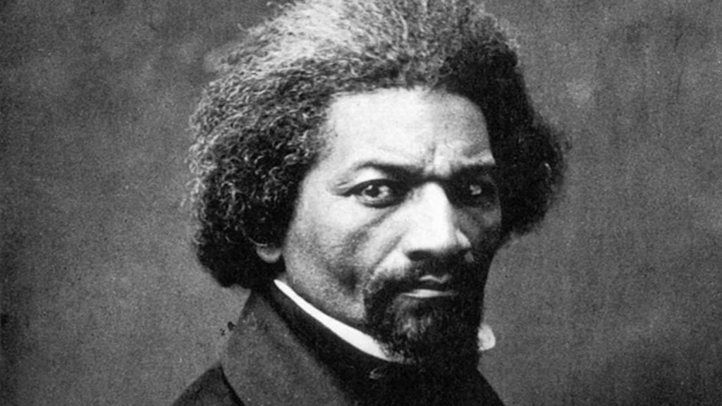 Frederick Douglas Slave on 4th of July Speech