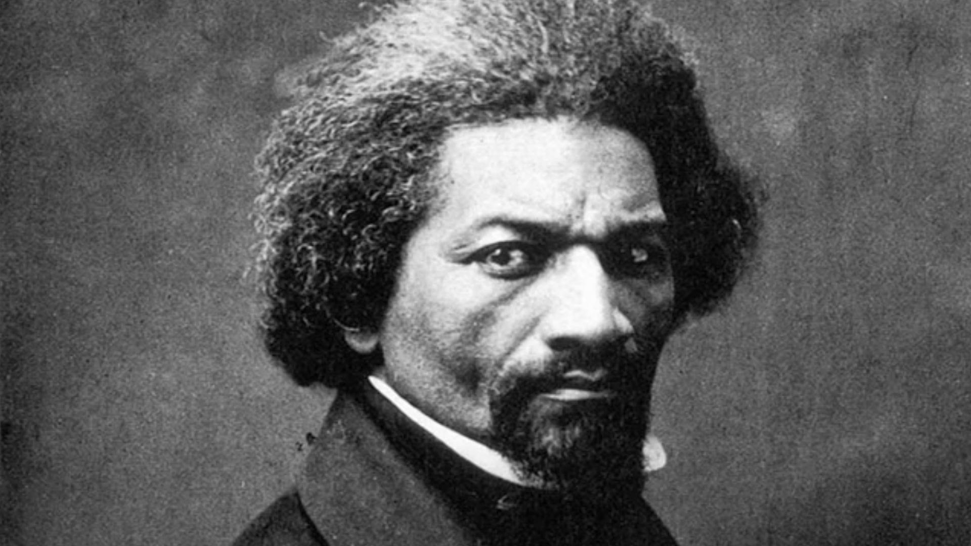Frederick Douglas Slave on 4th of July Speech