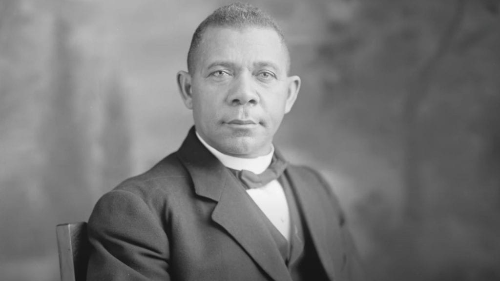 Booker T. Washington Atlanta Speech