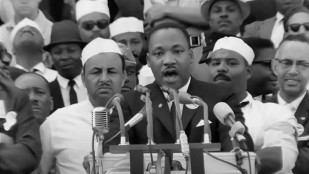 I Have a Dream Speech Transcript Martin Luther King Jr.