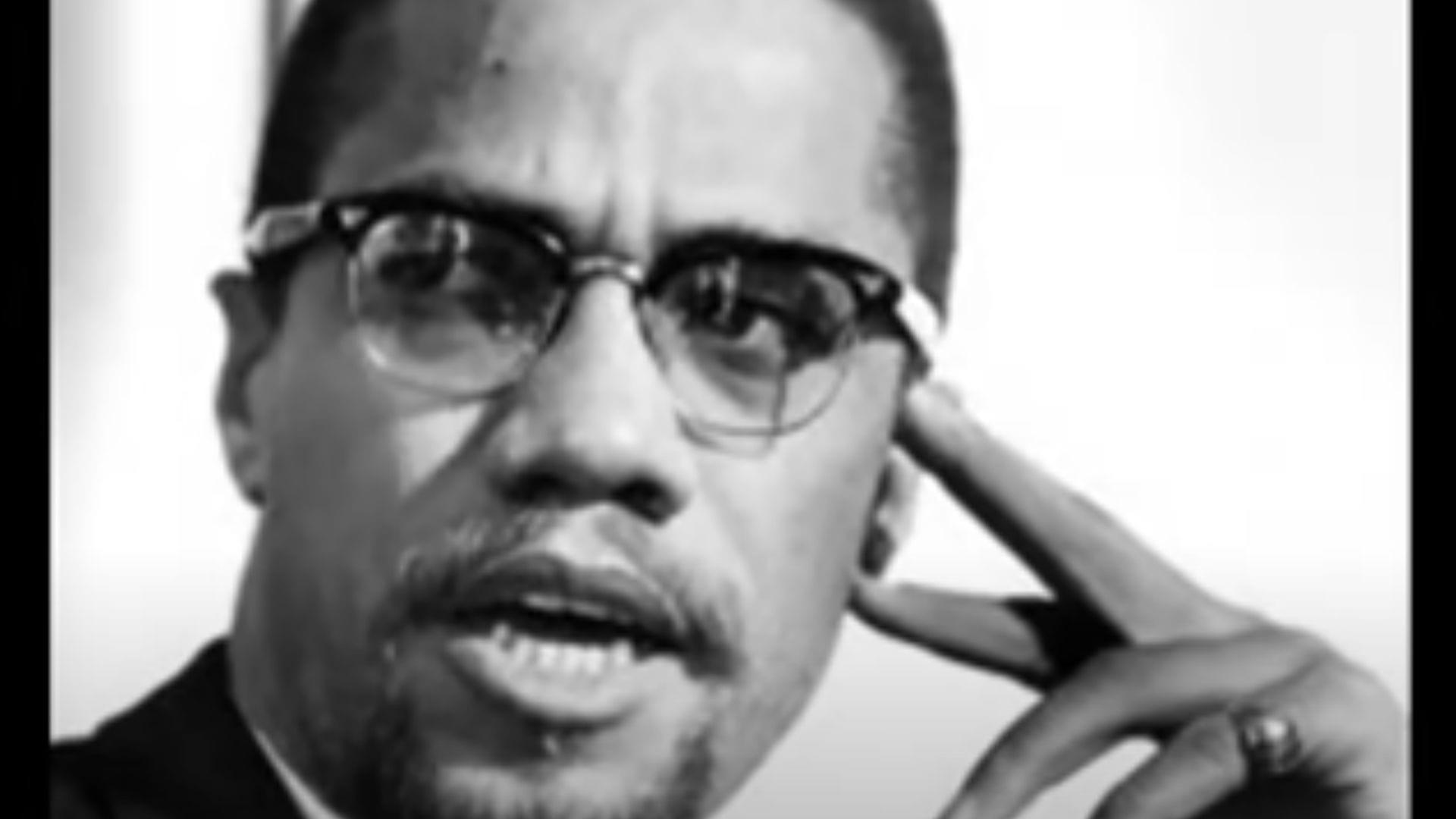 Malcolm X Grassroots Speech