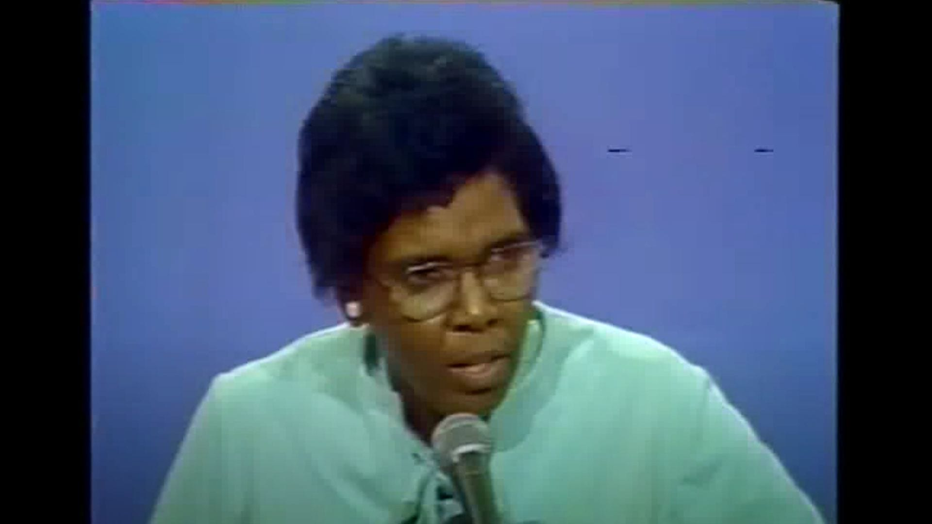 Barbara Jordan DNC Speech