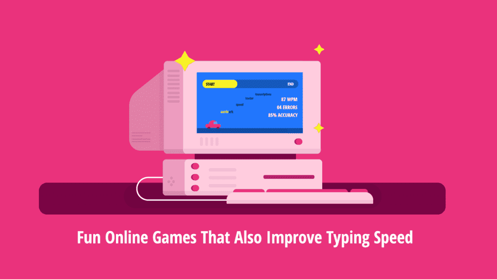 Online Games to Improve Typing Speed