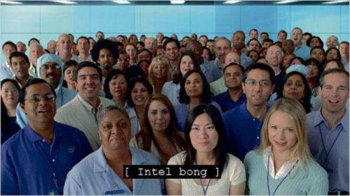 Intel Caption
