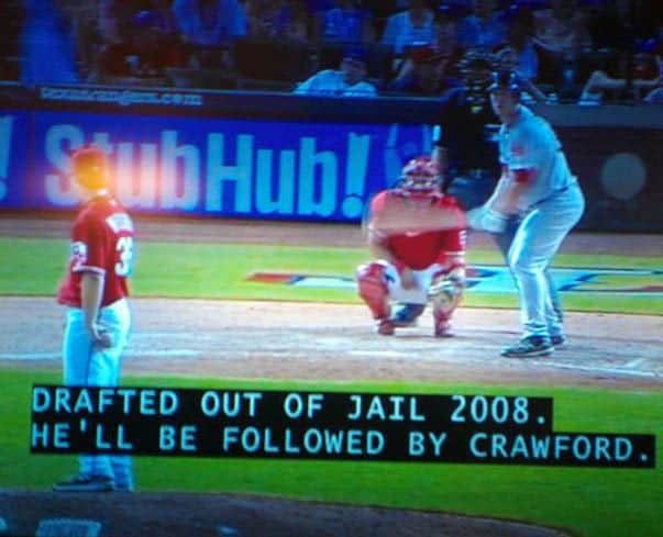 MLB Caption
