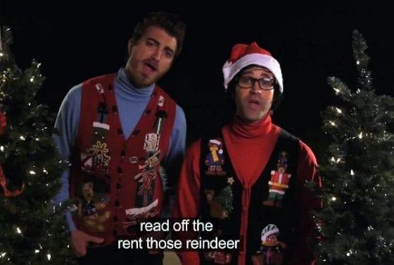 Christmas Carol Caption