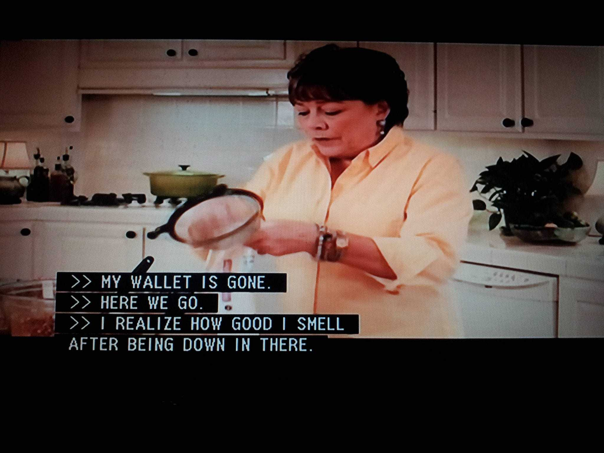 Cooking Caption Mistake