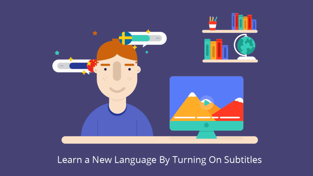 Learn a New Language By Turning On Subtitles