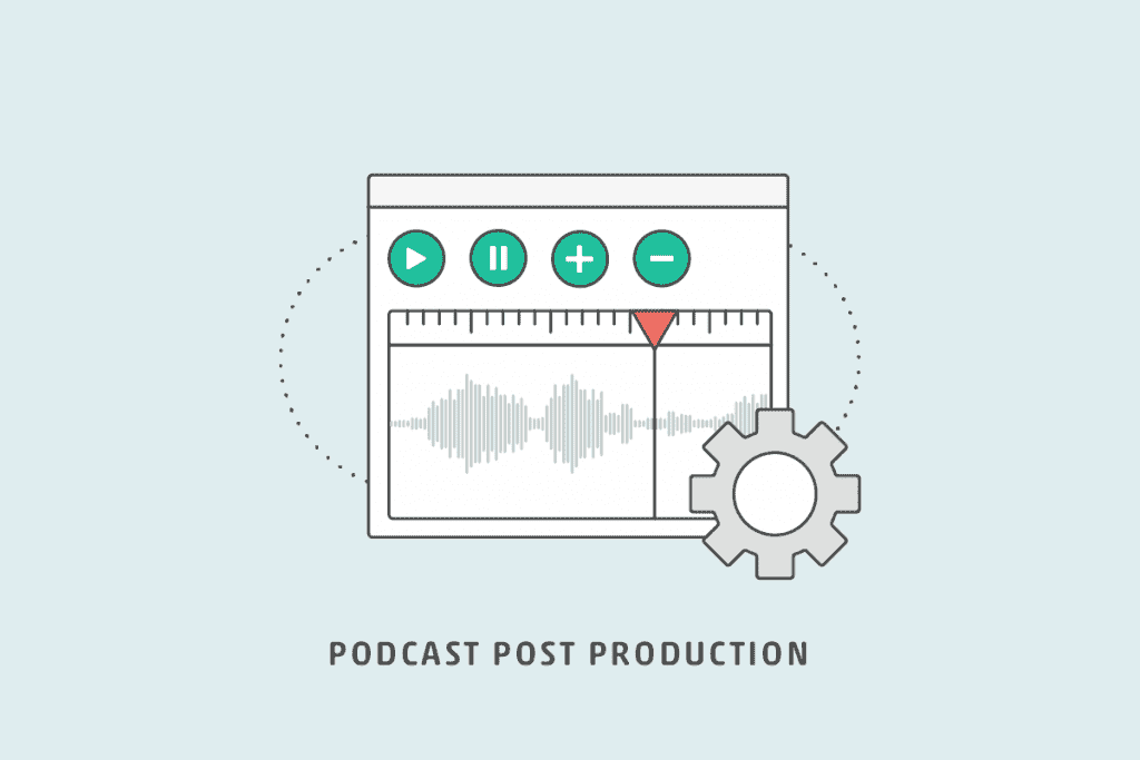 Podcast Post Production