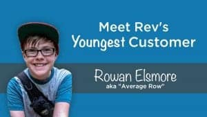 Average Row, Rev.com Rowan Elsmore interview