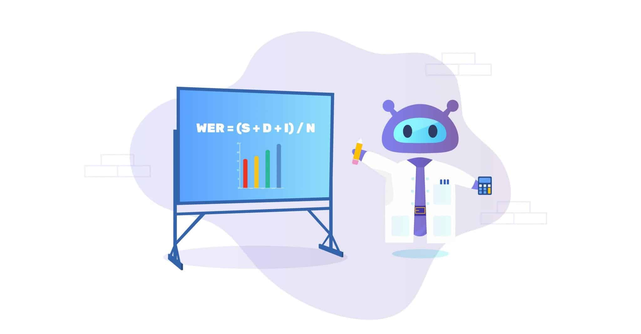 Rev Automated Transcription: Benchmarking Process and WER