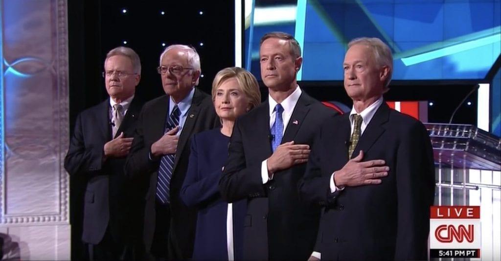 2015 Democratic Debate Transcript