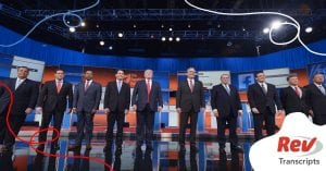 Republican 2016 Debate