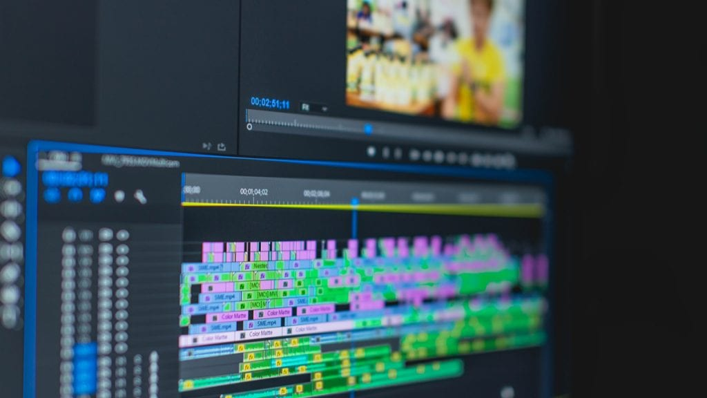 Add Text CC Titles in Adobe Premiere Pro