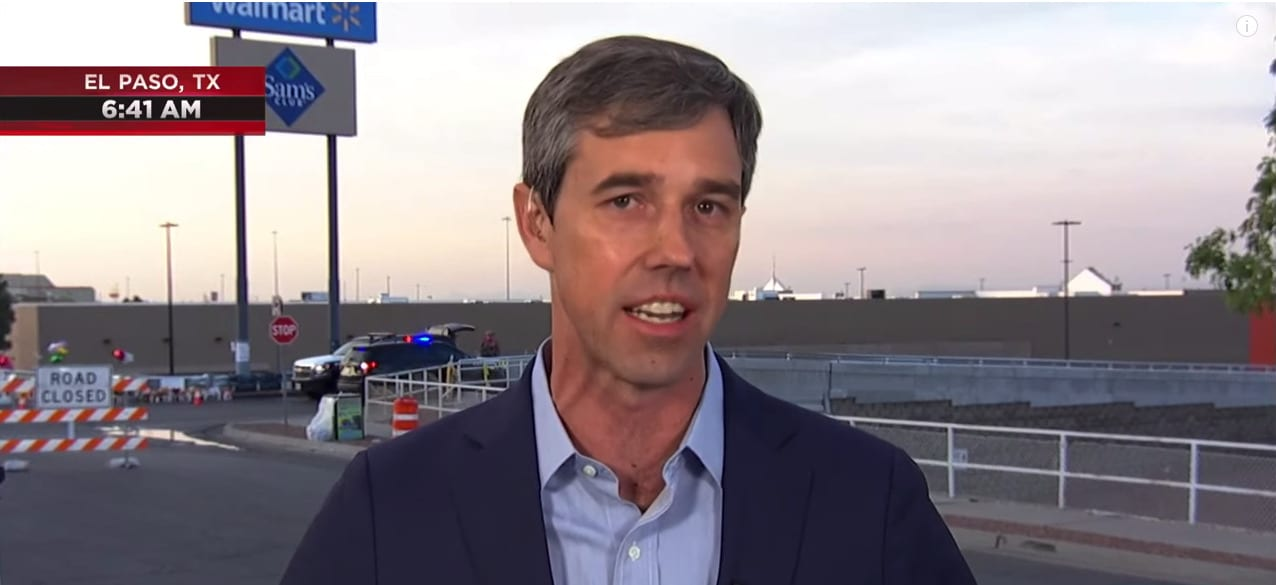 Beto O'Rourke El Paso Interview Transcripts