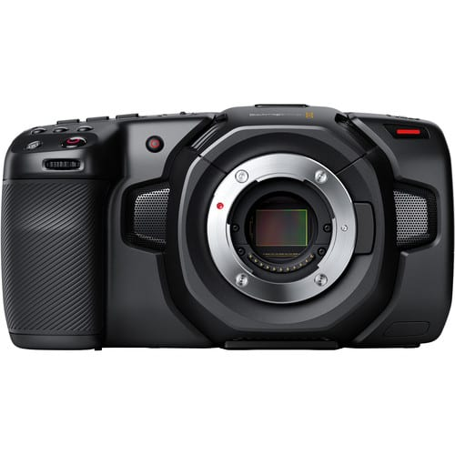 Blackmagic Pocket Cinema Camera 4K for Documentaries