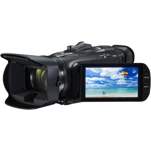 Canon VIXIA G40 for Documentaries