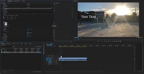 Effects Control Premiere Pro