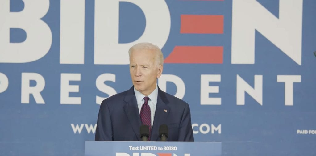 Joe Biden August 7 Campaign Speech Transcript