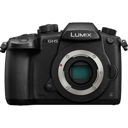 Panasonic GH5 for Documentaries