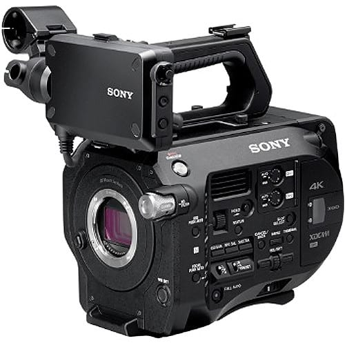 Sony FS7 for Documentaries