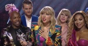 Taylor Swift VMA 2019 Acceptance Speech Transcript