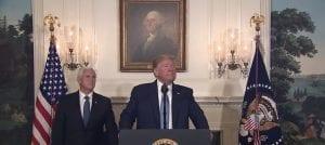 Trump Mass Shooting Remarks Transcript Dayton El Paso