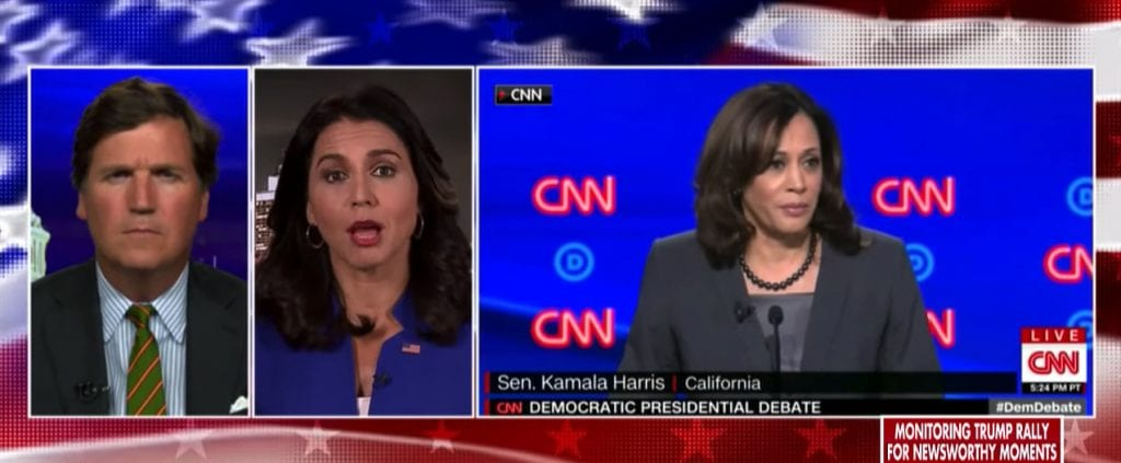Tulsi Gabbard Interview Transcripts Kamala Harris