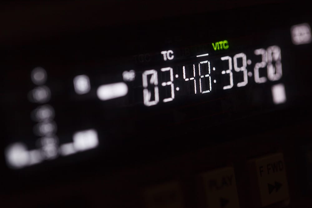 How to Timecode a Short Film