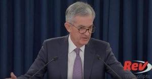 Jerome Powell Fed Speech Transcript September 18 Rate Cut