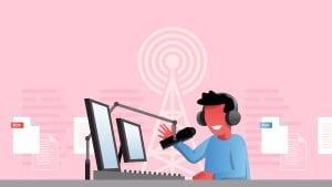 Radio Broadcast Transcription Services