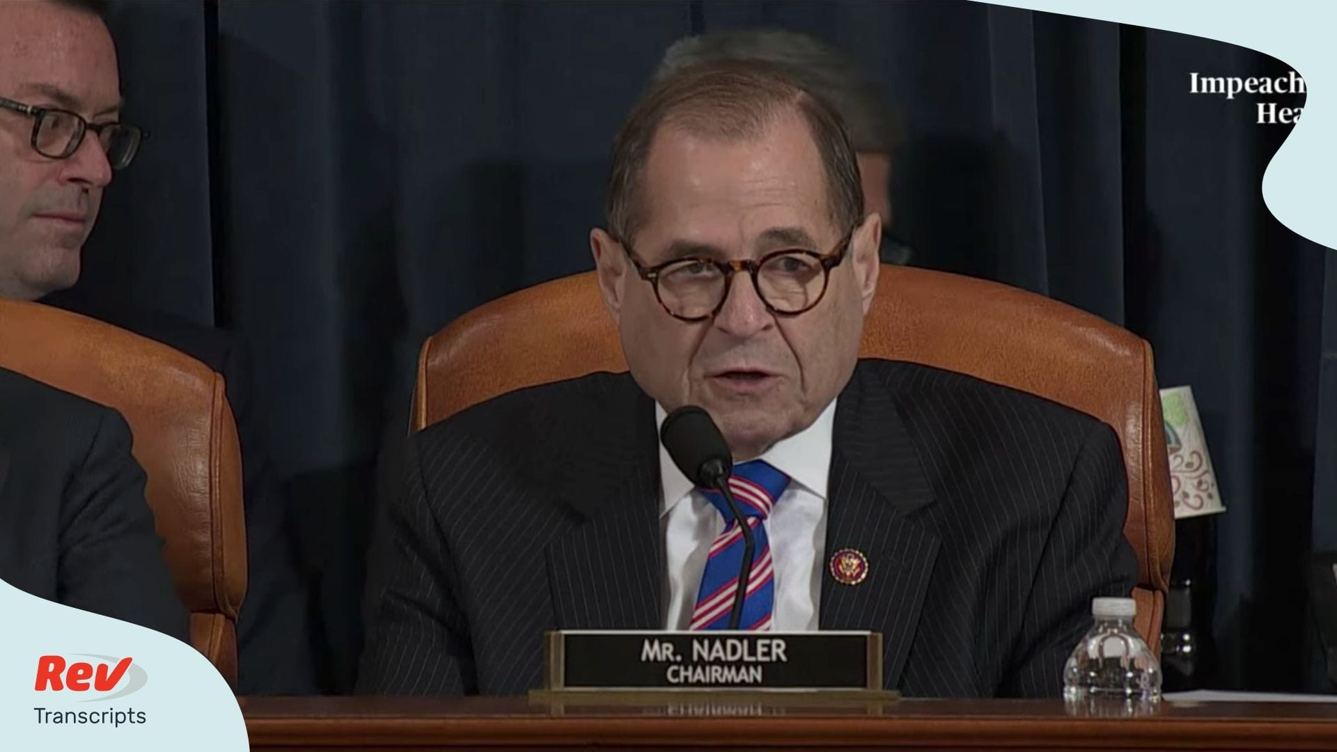 House Judiciary Committee Impeachment Hearing Transcript