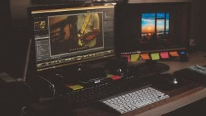 Post-Production Transcription Services