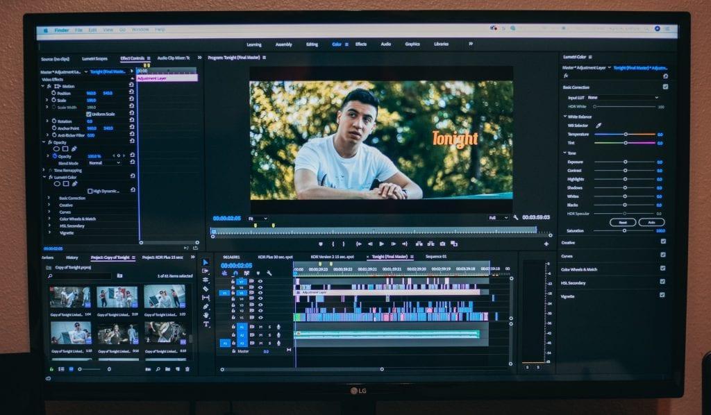 Video Transcription Adobe Premiere