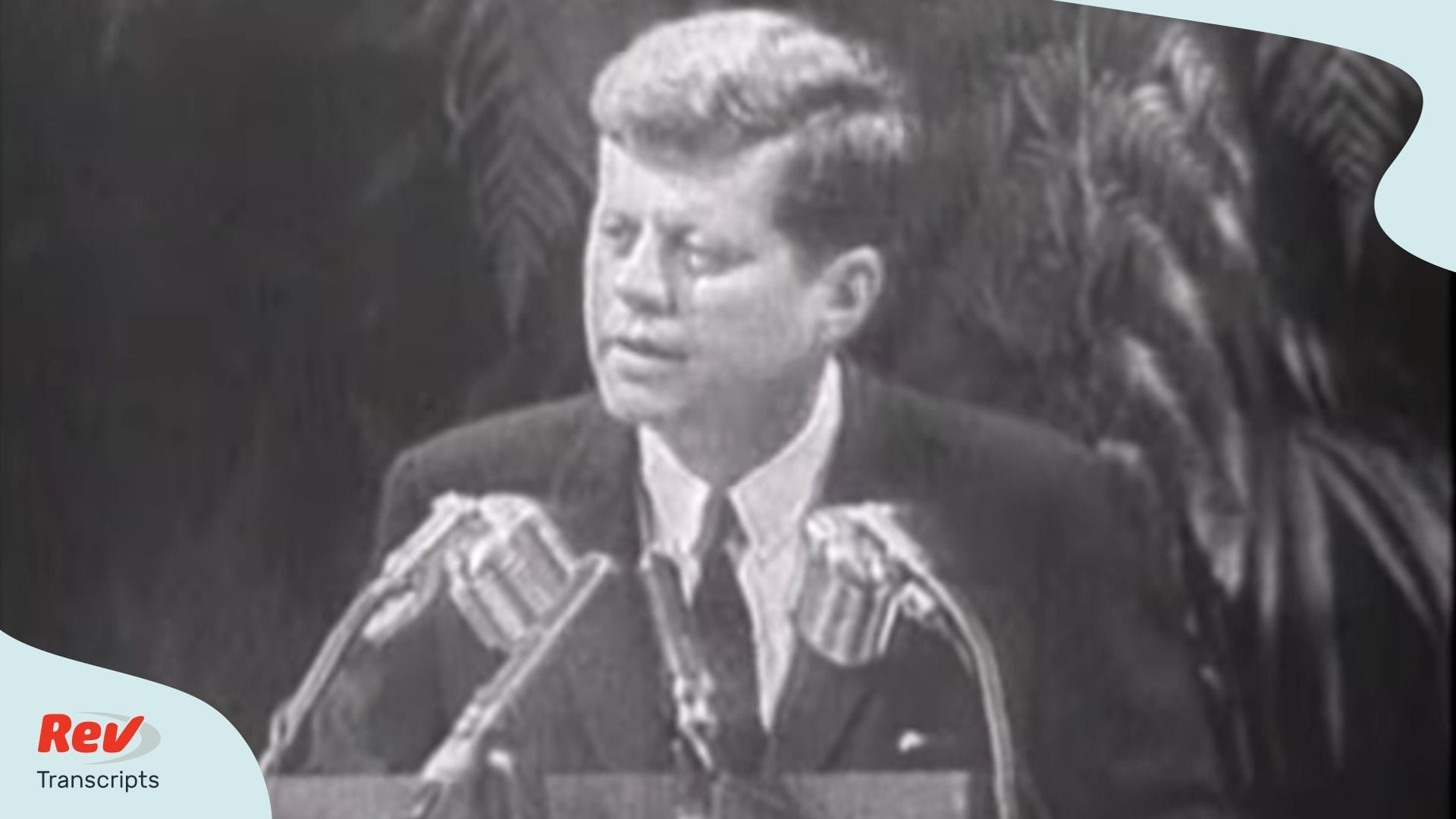 JFK Secret Societies Speech Transcript