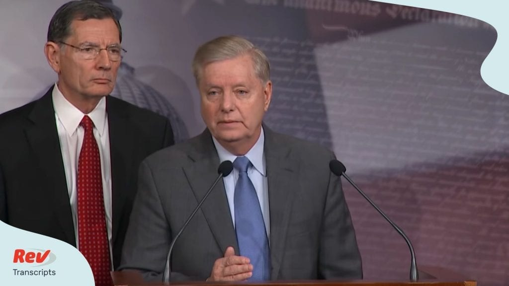 Lindsey Graham Speech Transcript Before Jan 24 Impeachment Trial