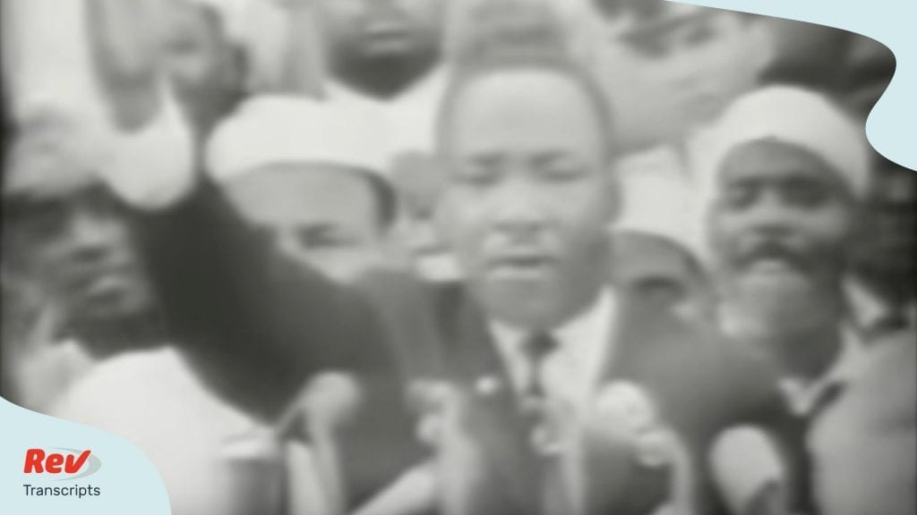 Martin Luther King I Have a Dream Speech Transcript