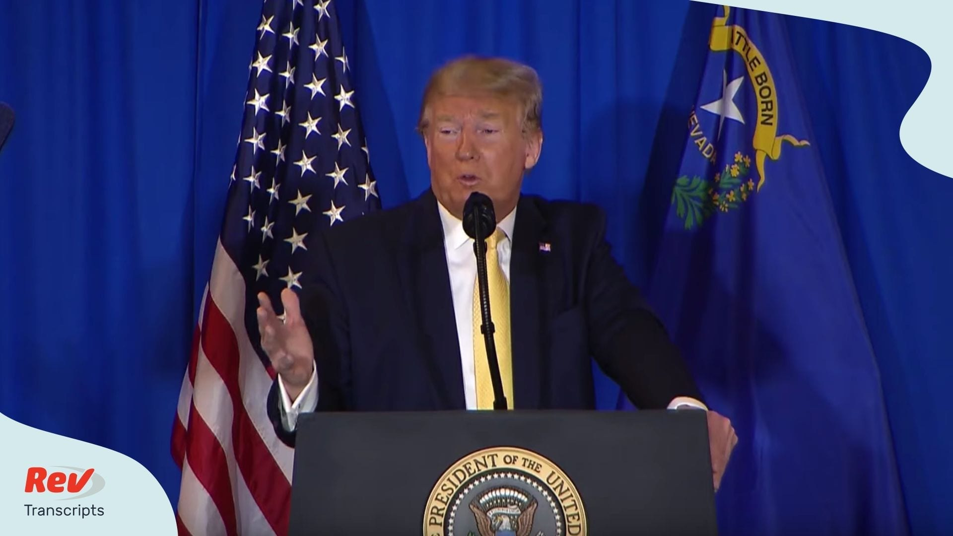 Donald Trump Speech Transcript at the Hope for Prisoners Graduation Ceremony
