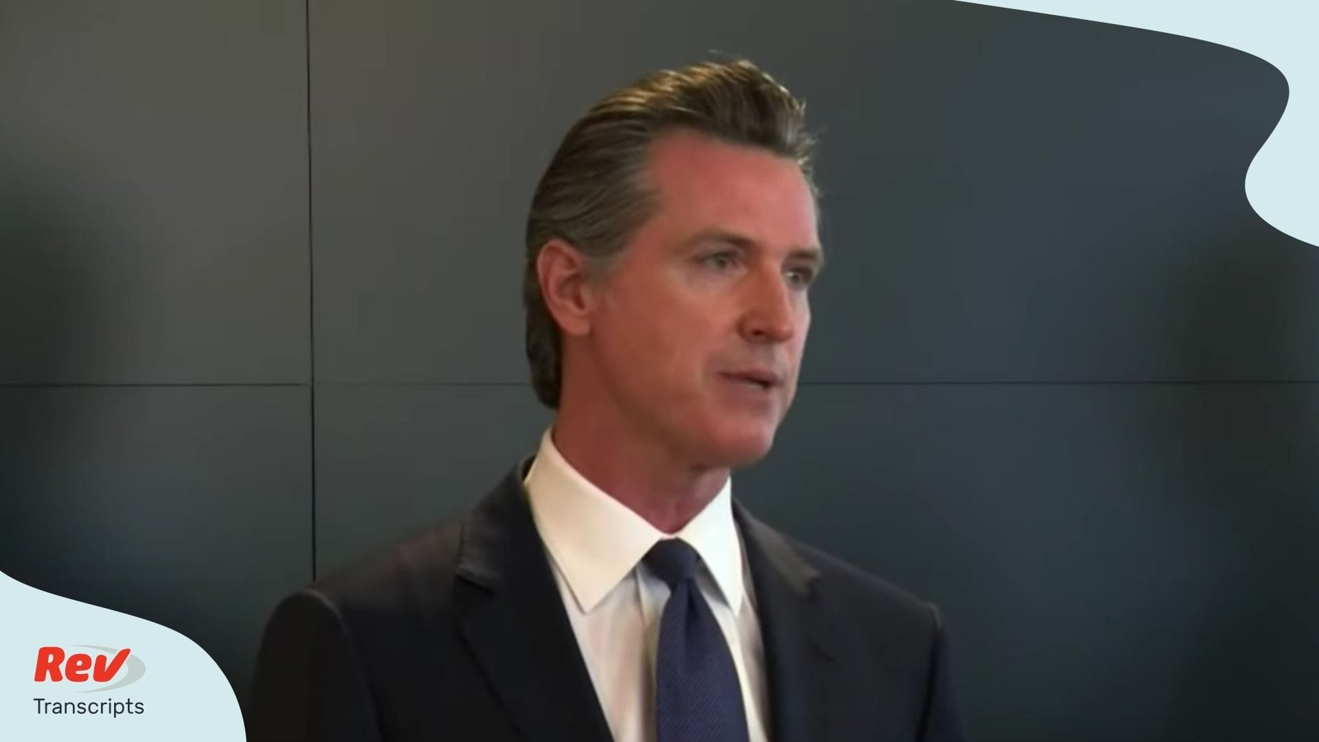 Governor Gavin Newsom Coronavirus Update Transcript California