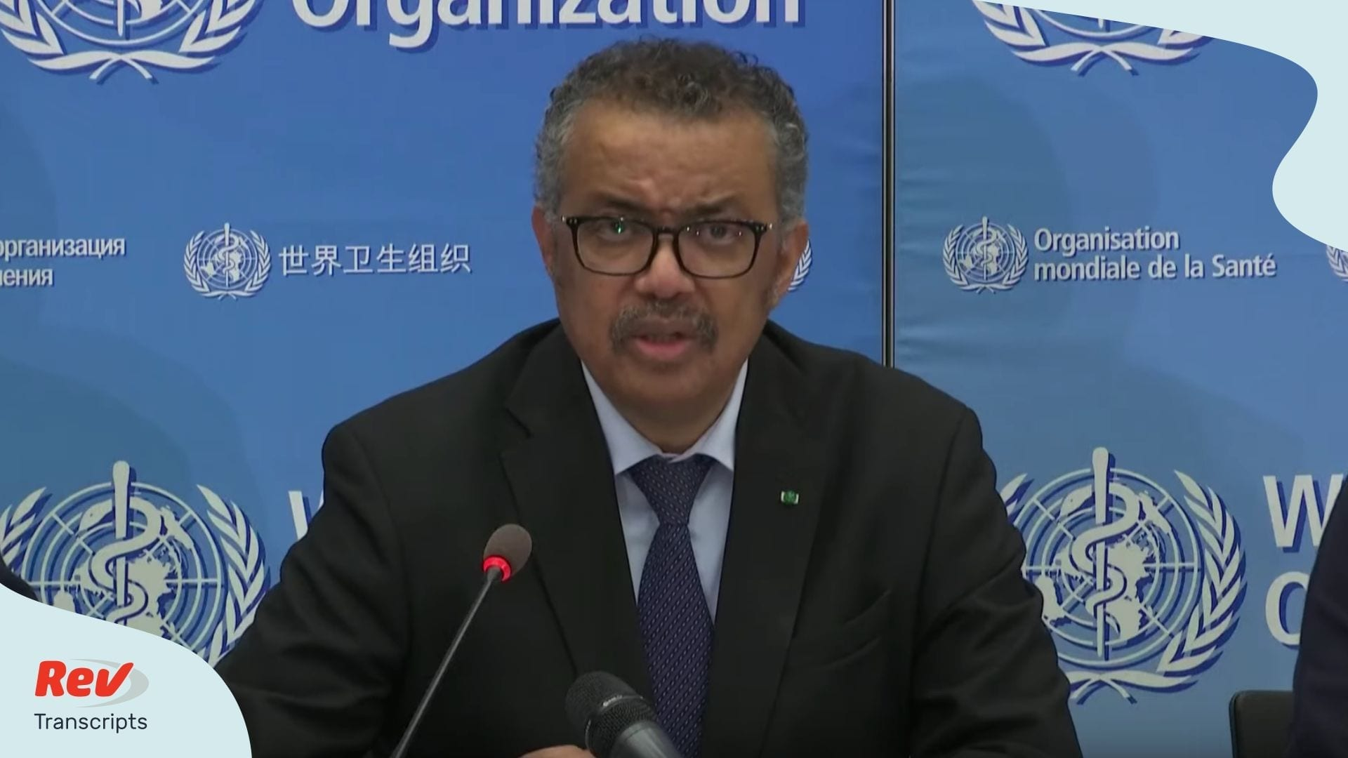 World Health Organization Coronavirus Update Transcript Europe Middle East Feb 24