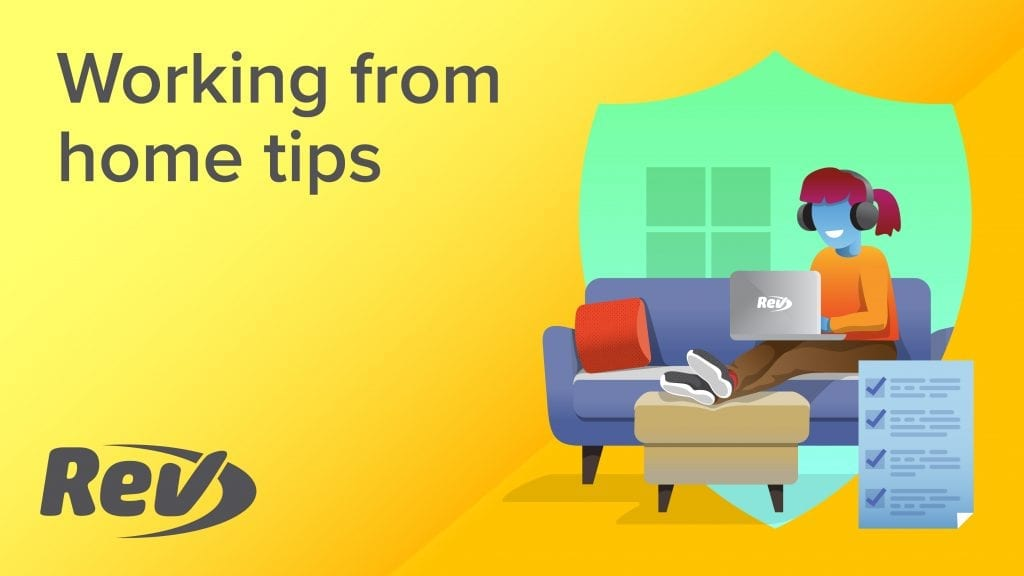 Helpful Tips for Working From Home During the Coronavirus Outbreak