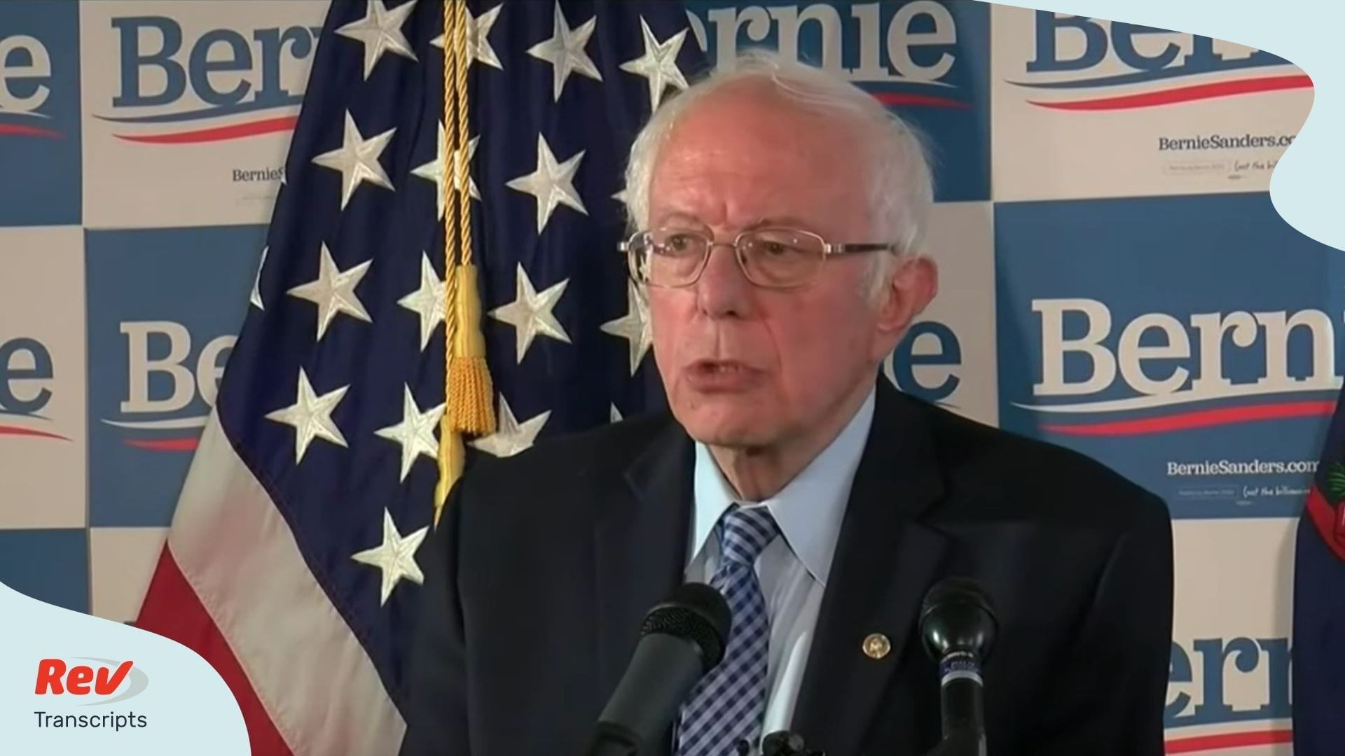 Bernie Sanders Reaction to Super Tuesday Speech Transcript