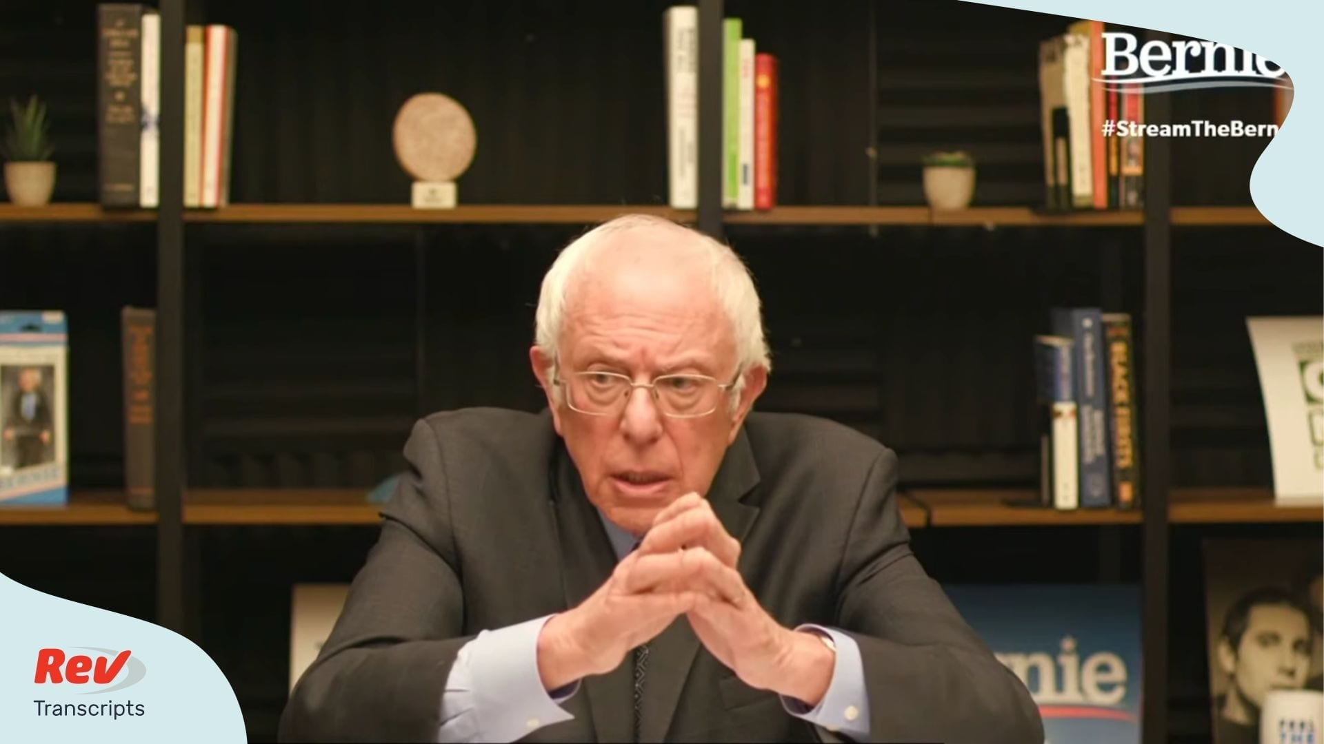 Bernie Sanders Town Hall Transcript Coronavirus