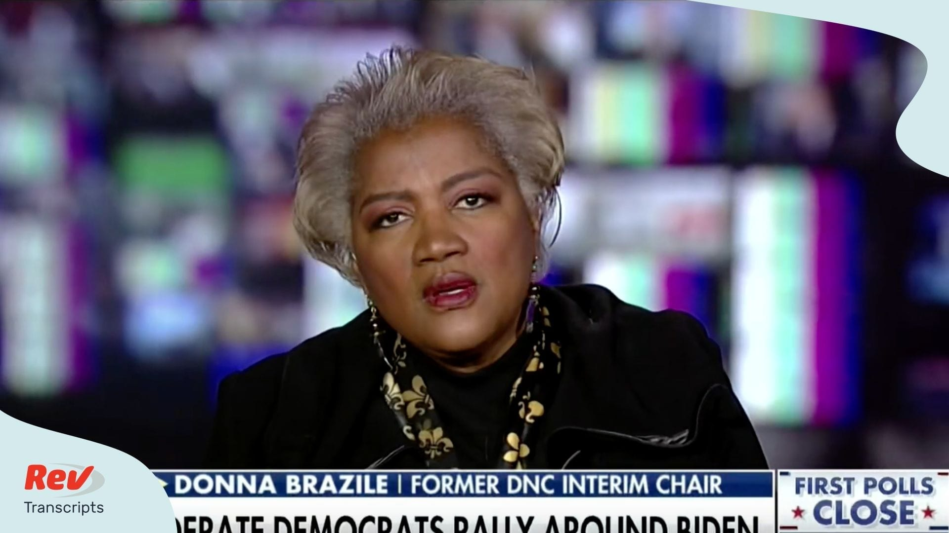 Donna Brazile Go to Hell Transcript Fox News
