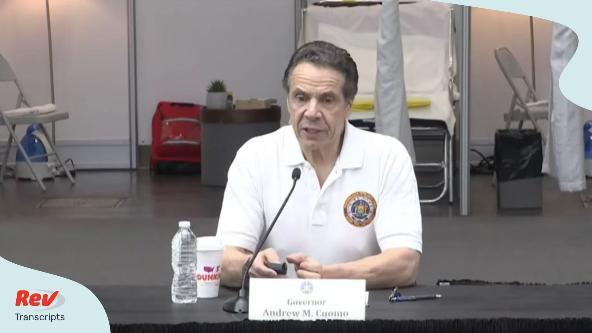 Andrew Cuomo NY Briefing Transcript March 27