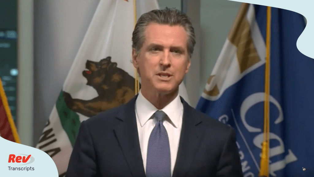 Gavin Newsom Issues Stay at Home Order California