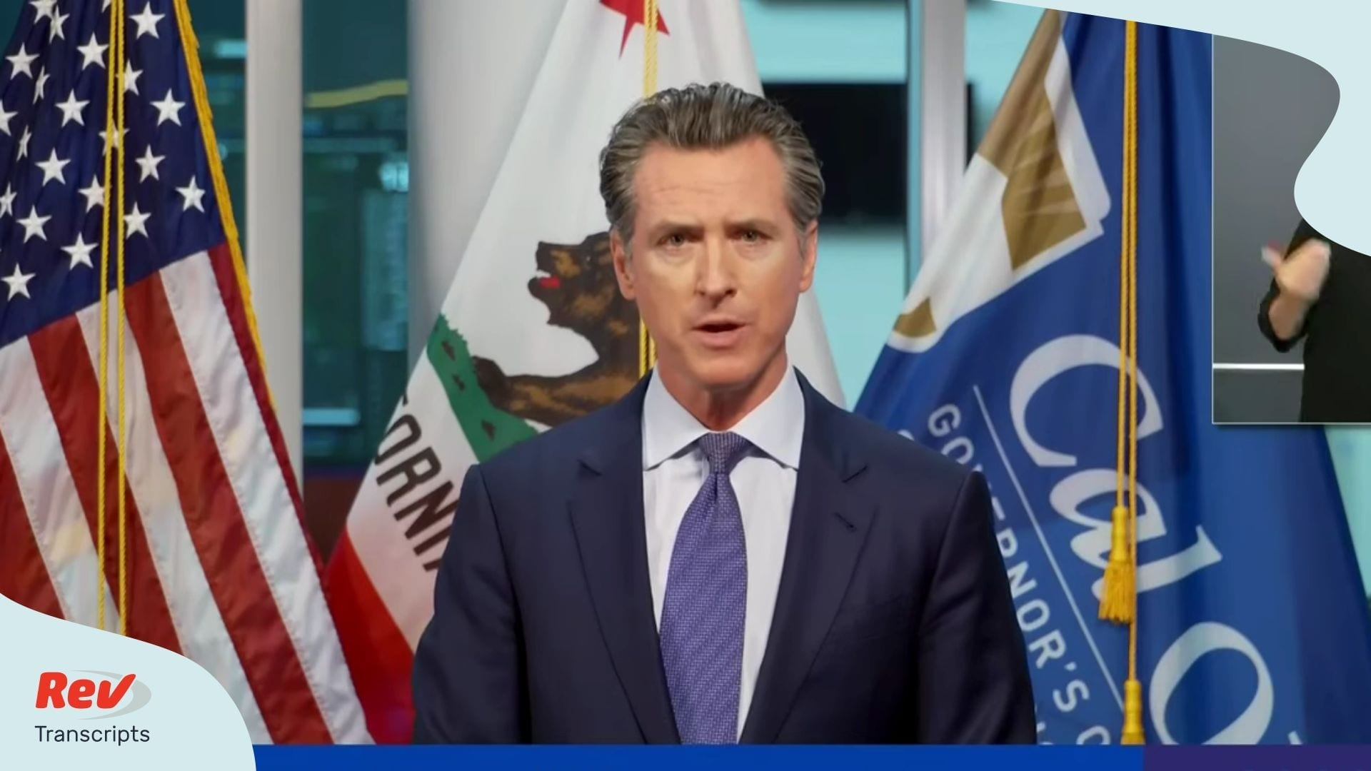 Gov Gavin Newsom California Press Conference May 4