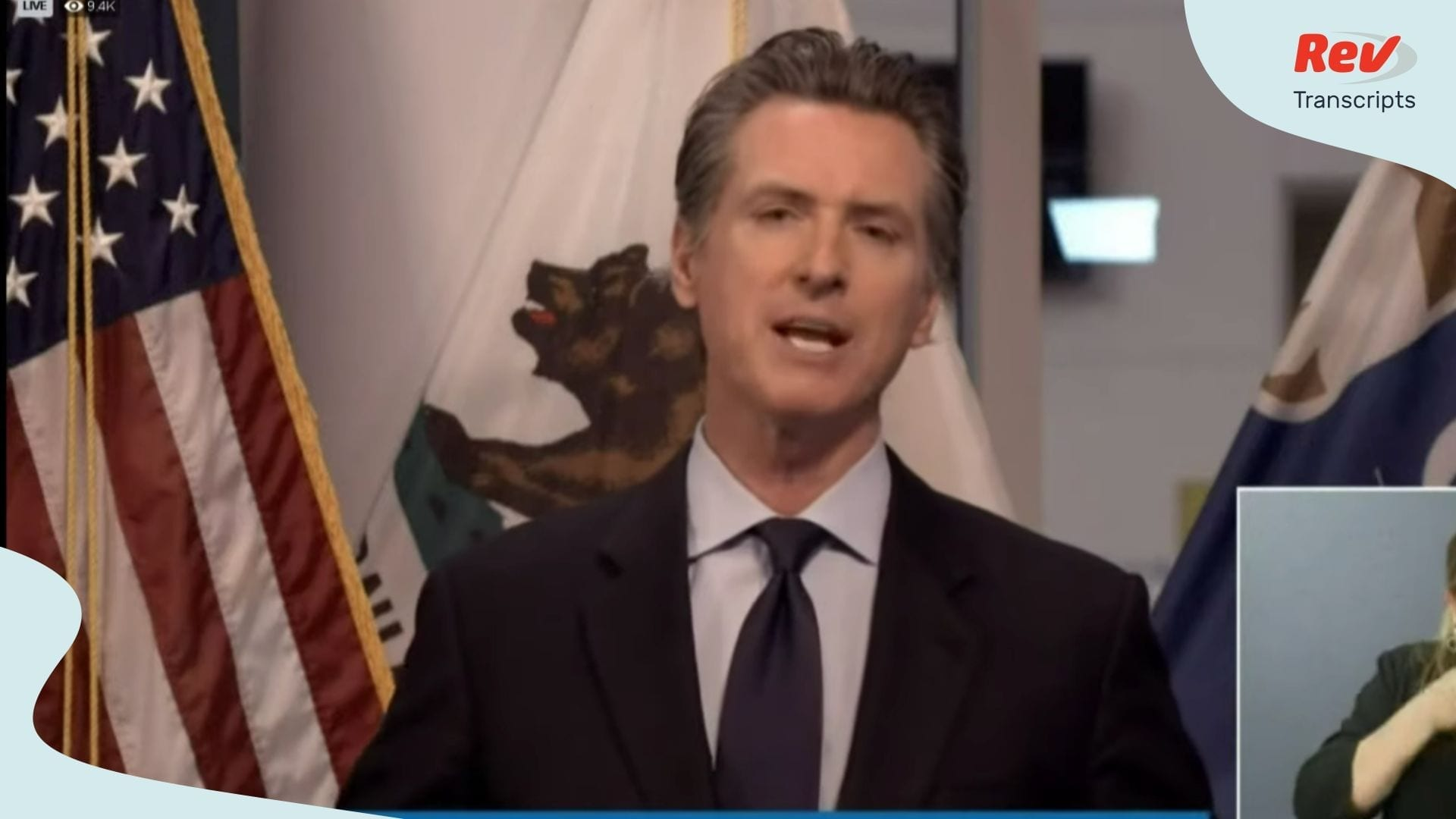 Governor Gavin Newsom Coronavirus Update March 24