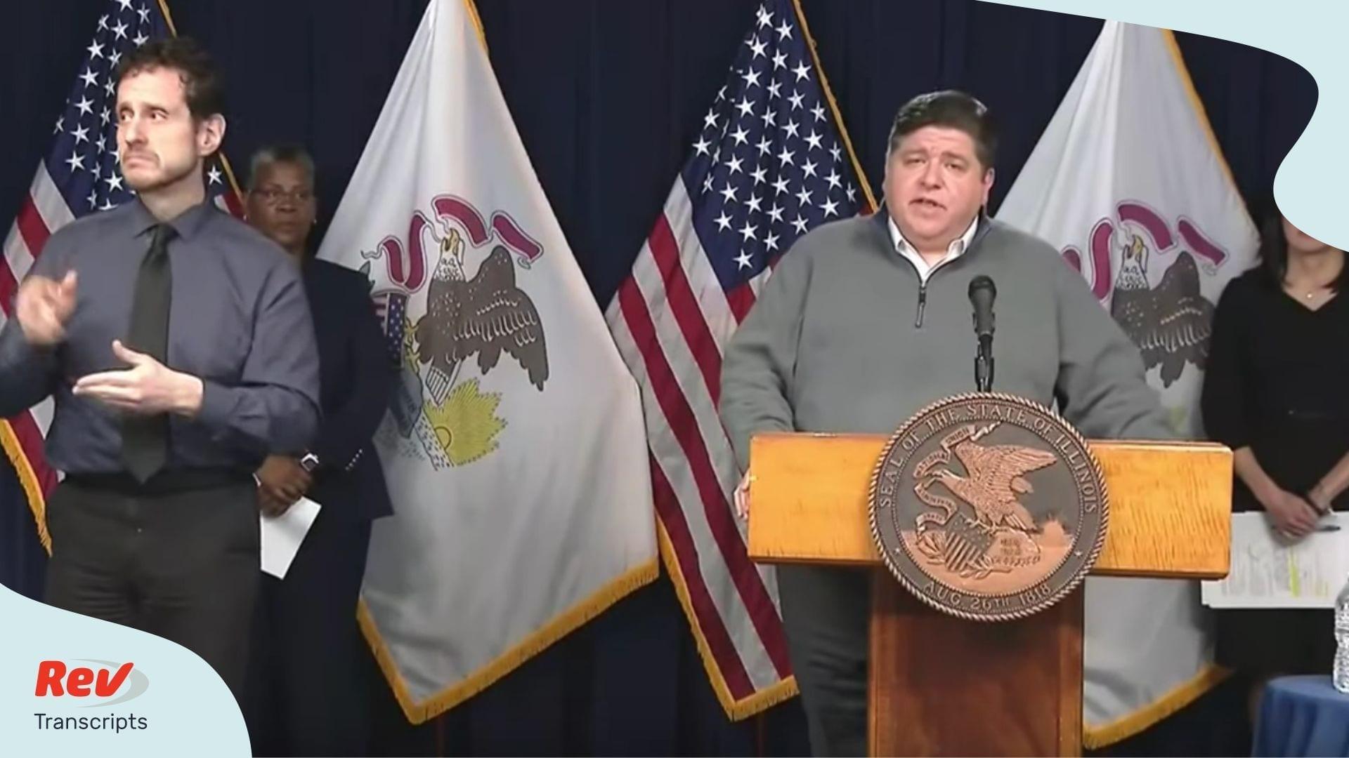 Illinois Coronavirus Update March 27